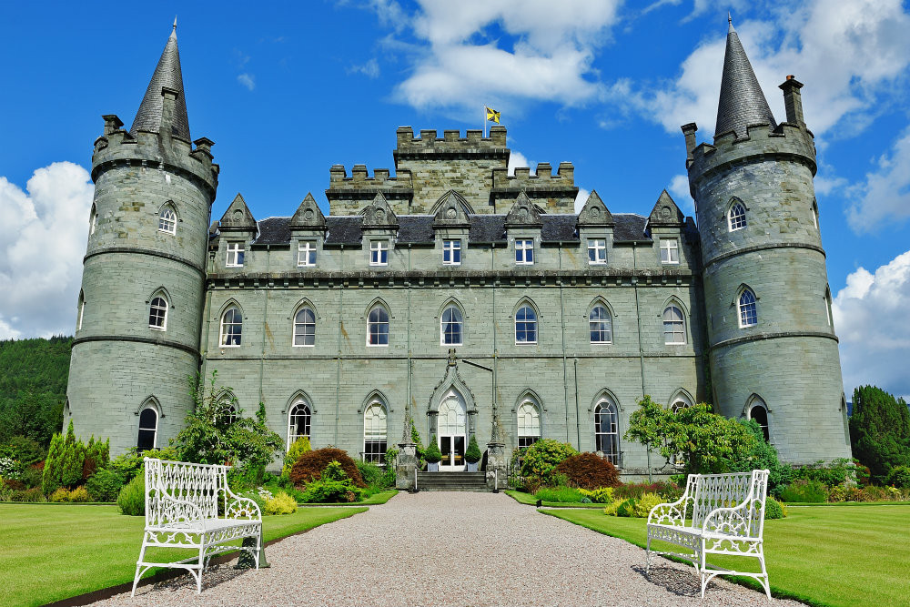 ISLE OF BUTE, LOCH FYNE AND INVERARAY CASTLE.jpg